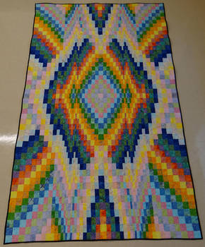 Rainbow Quilt 2