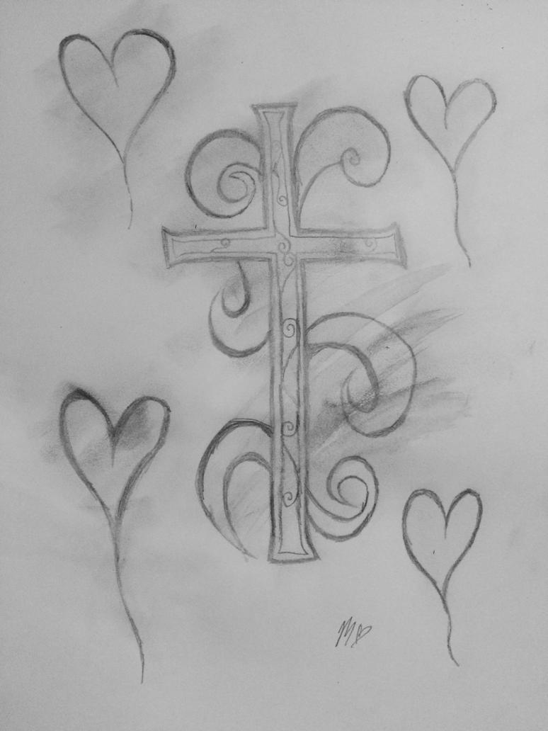 Cross #2 by Chicacreepypasta09