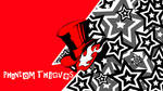 Persona 5 Android theme! (Tutorial in the Desc ) by Ape1ron