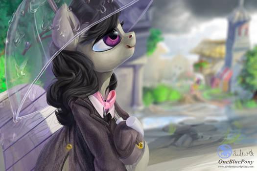 Octavia- Waiting for inspiration
