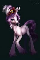 To Heilos - Tree of harmony pony by LuleMT