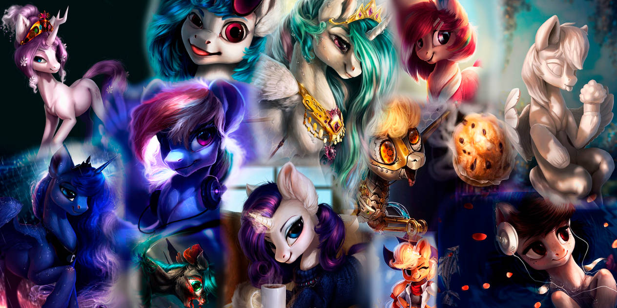 Commissions  sold with Paypal on DeviantArt by LuleMT
