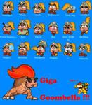 Goombella compilation