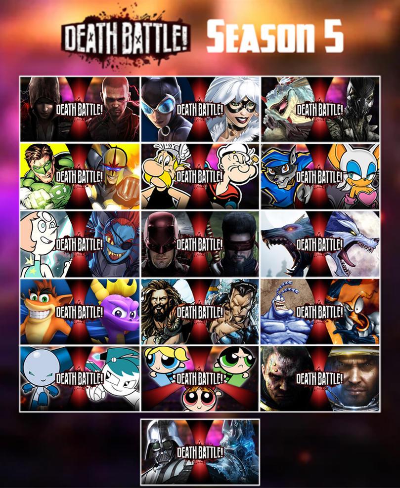 Winter Soldier VS Red Hood (Marvel VS DC) | DEATH BATTLE