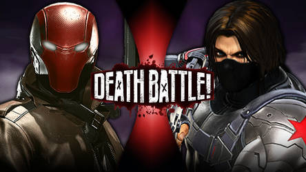 Red hood vs Winter Soldier : Winder Is Turning Red by Taurock