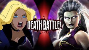 Black Canary vs Sindel : Sirens Of Combat