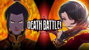 Azula vs Cinder : In Fire And Cinders