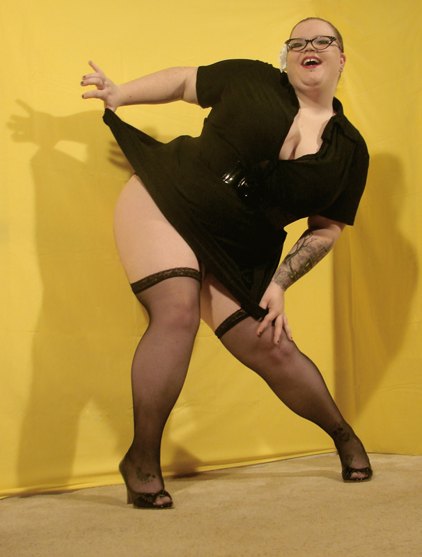 Excited bbw pin up art photos consider