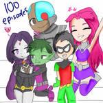 Teen Titans! Let's go!