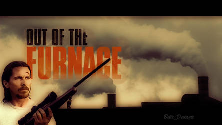 Out of the Furnace Poster Mockup