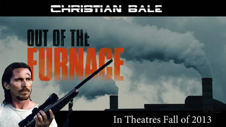 Out of the Furnace Poster Mockup 3
