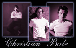 Christian Bale  GQ by Belle-Deviante