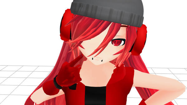 [MMD] Miki (Insanity) #1 by TheAngelOutside