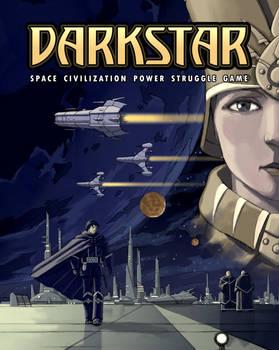 Darkstar kickstarter cover