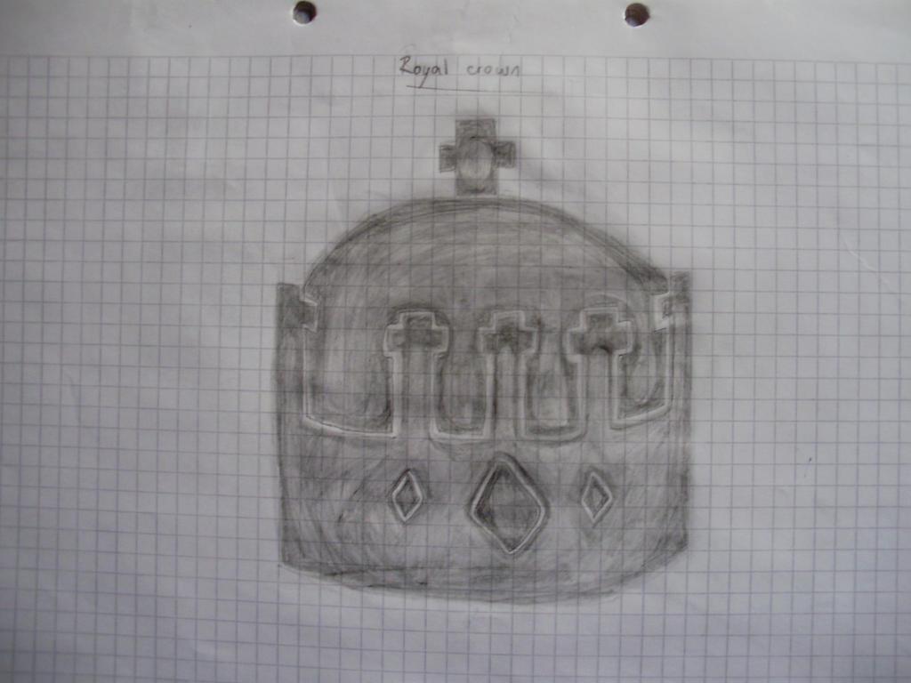 Galería de Urucita - Página 2 The_royal_crown_by_urucita-d863bhb