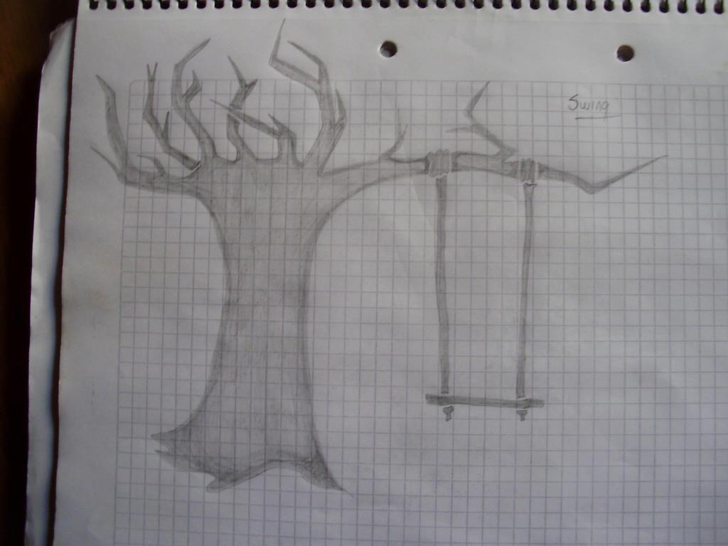 Galería de Urucita - Página 2 The_lonely_swing_by_urucita-d863dyt