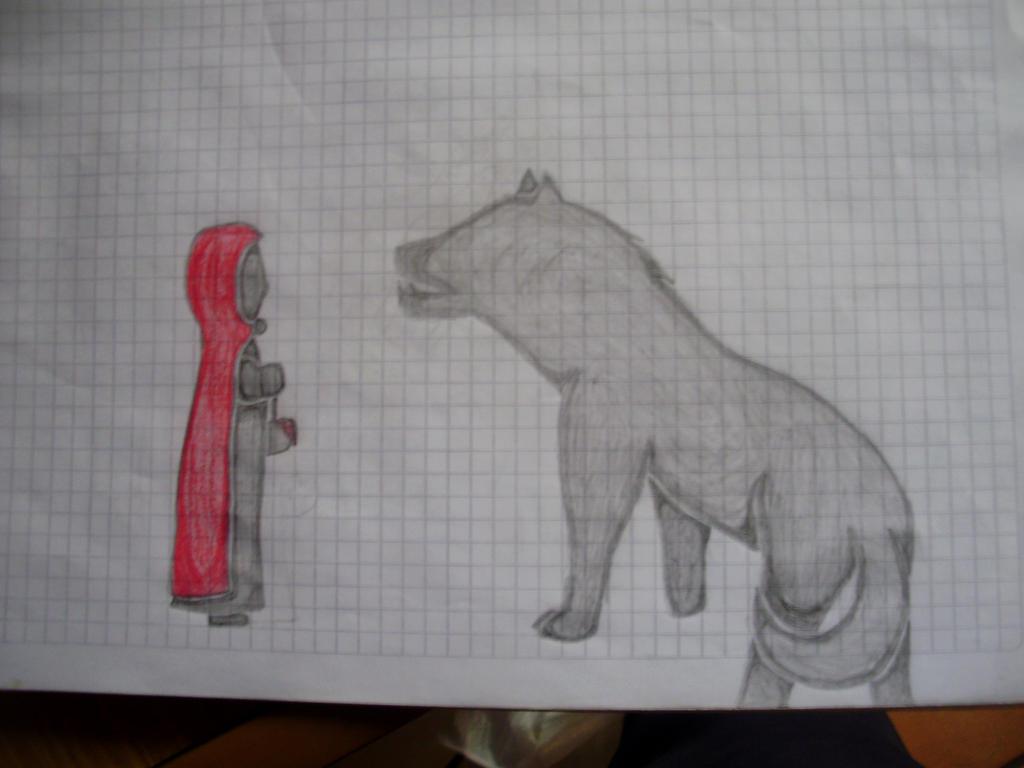 Little Red Riding Hood by Urucita