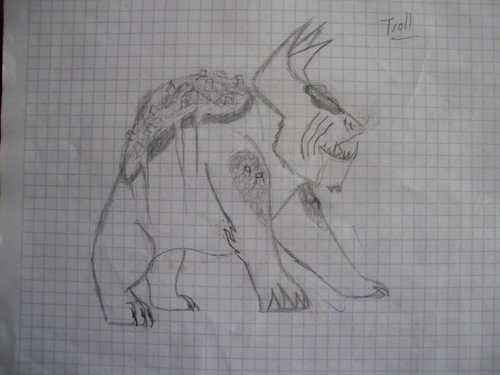 Troll by Urucita