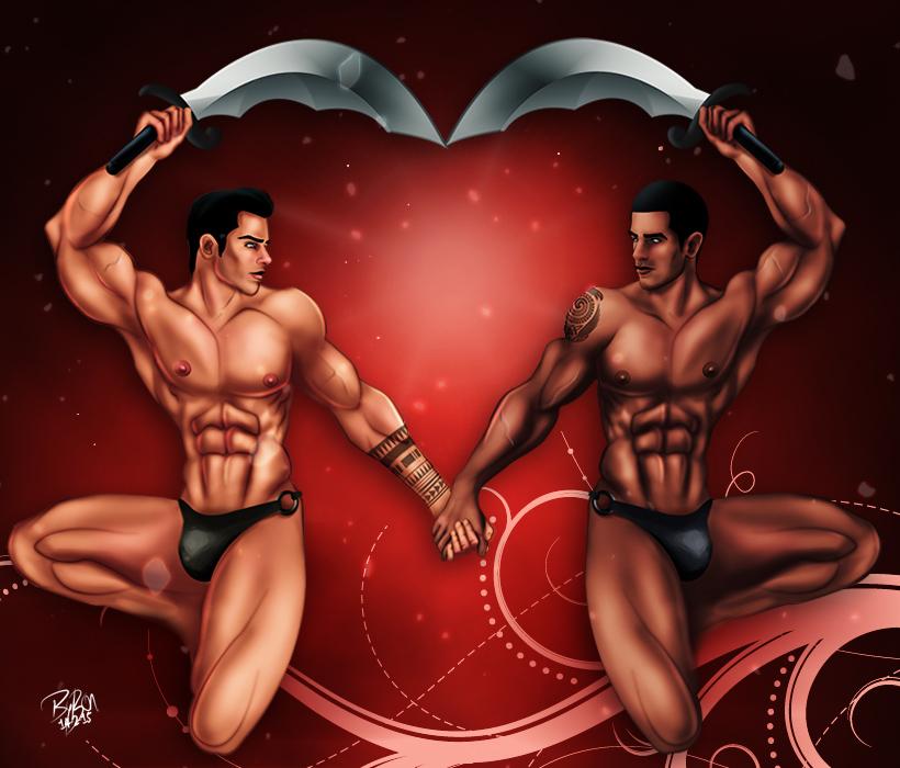 Valentine's 15 by byron179