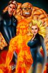Fantastic Four by byron179