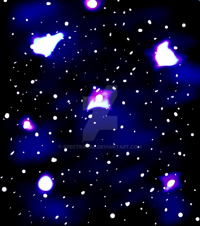 Starry Sky by CryDontSmile