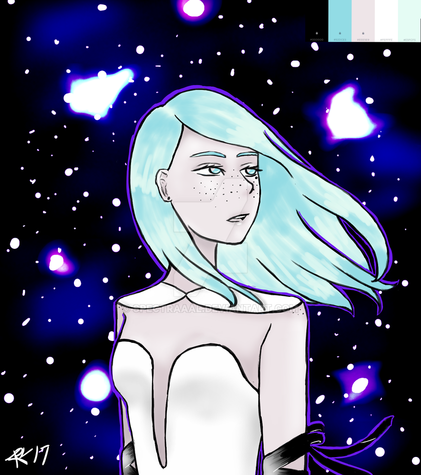 Cry A. King - Palette Challenge by CryDontSmile