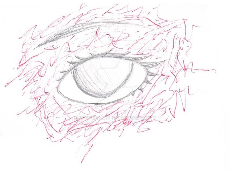 Malum's Eye by CryDontSmile