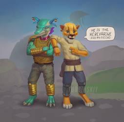 The Chibi Morrowind by SuperSanek