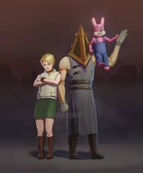 Silent hill team Update by SuperSanek