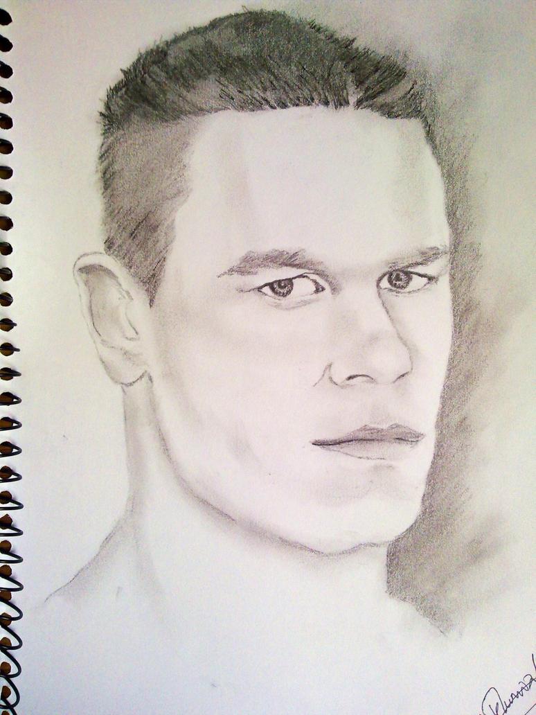 how to draw john davis