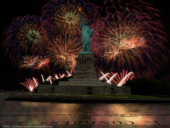 Independence Celebration by Anovius