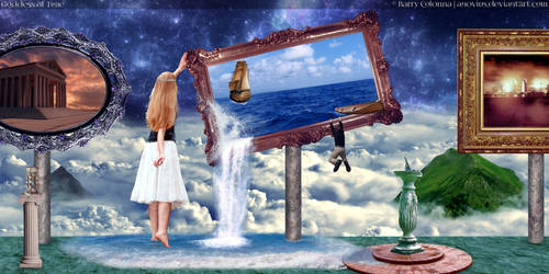 Goddess of Time by Anovius