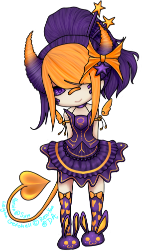 Sake Chibi Commision from Syn by Rea-kun