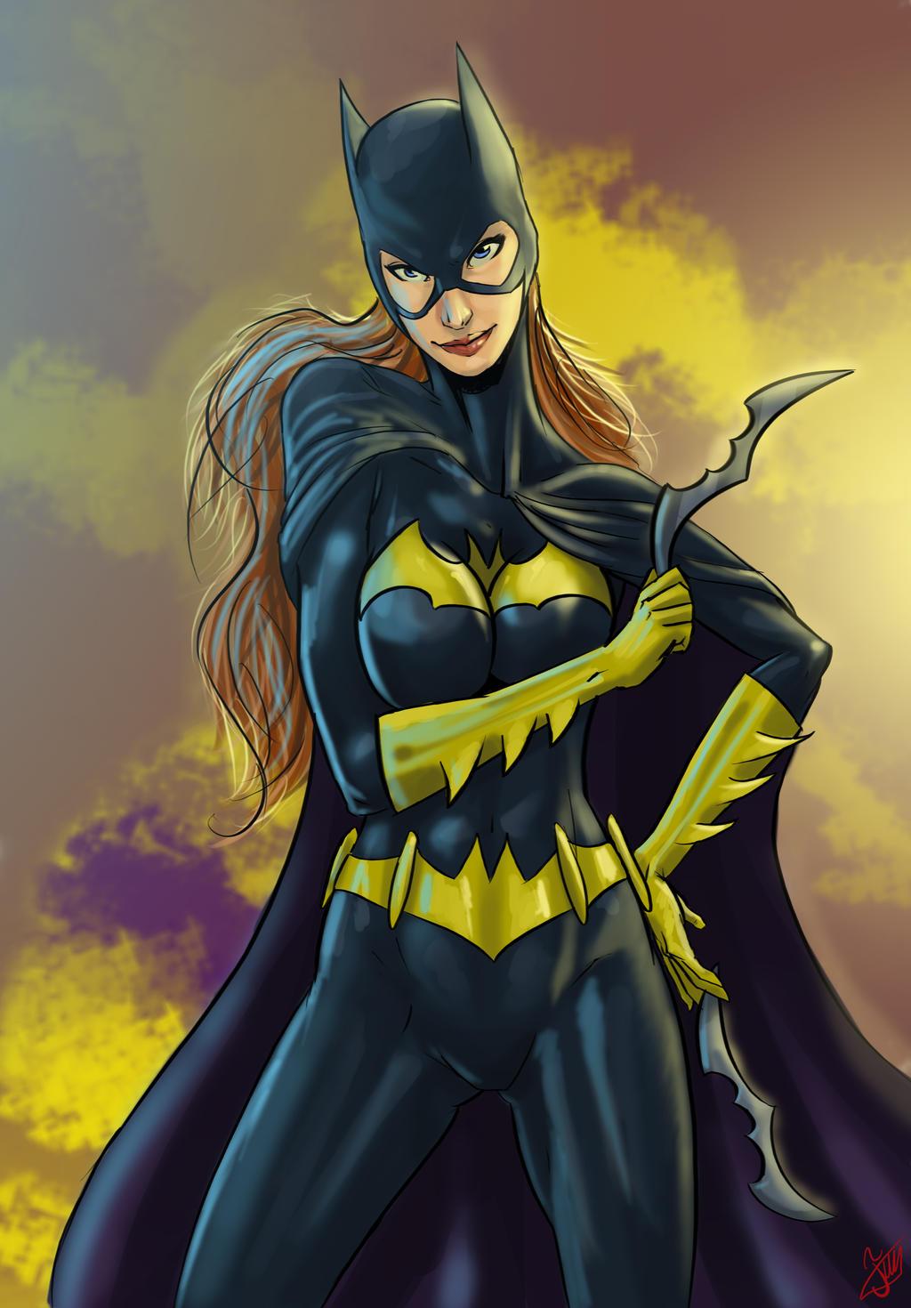 Batgirl by G-manbg