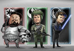 Star Wars The Slavov brothers