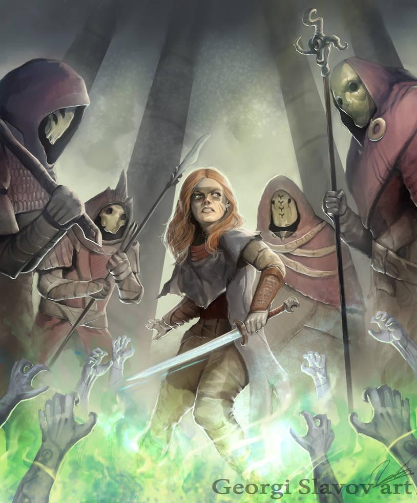 Ambush by Ancients