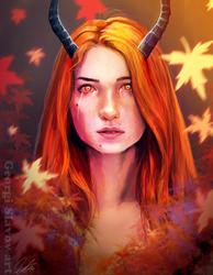 Autumn Banshee