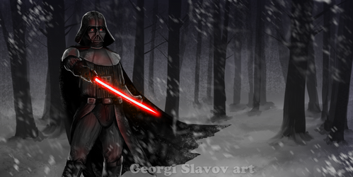 Dramatic Vader