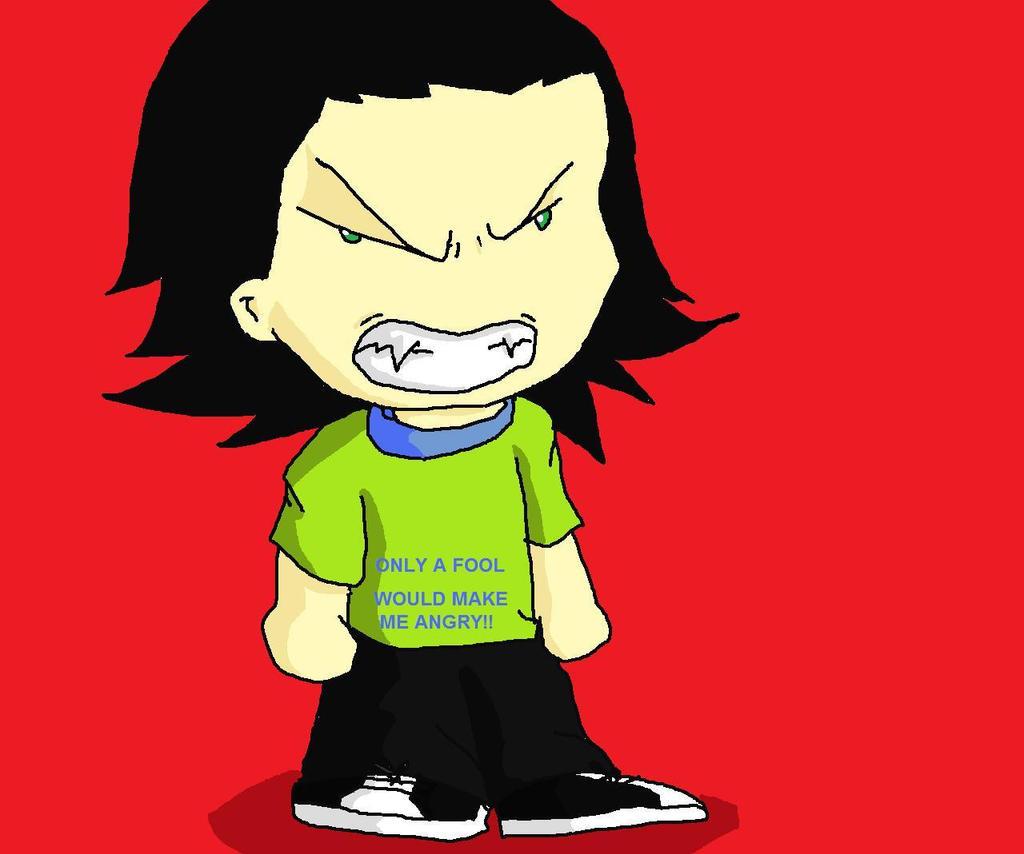 Angry Chibi Fuyuki by CoolCourtney on DeviantArt