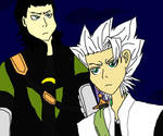 Loki and Toshiro by CoolCourtney