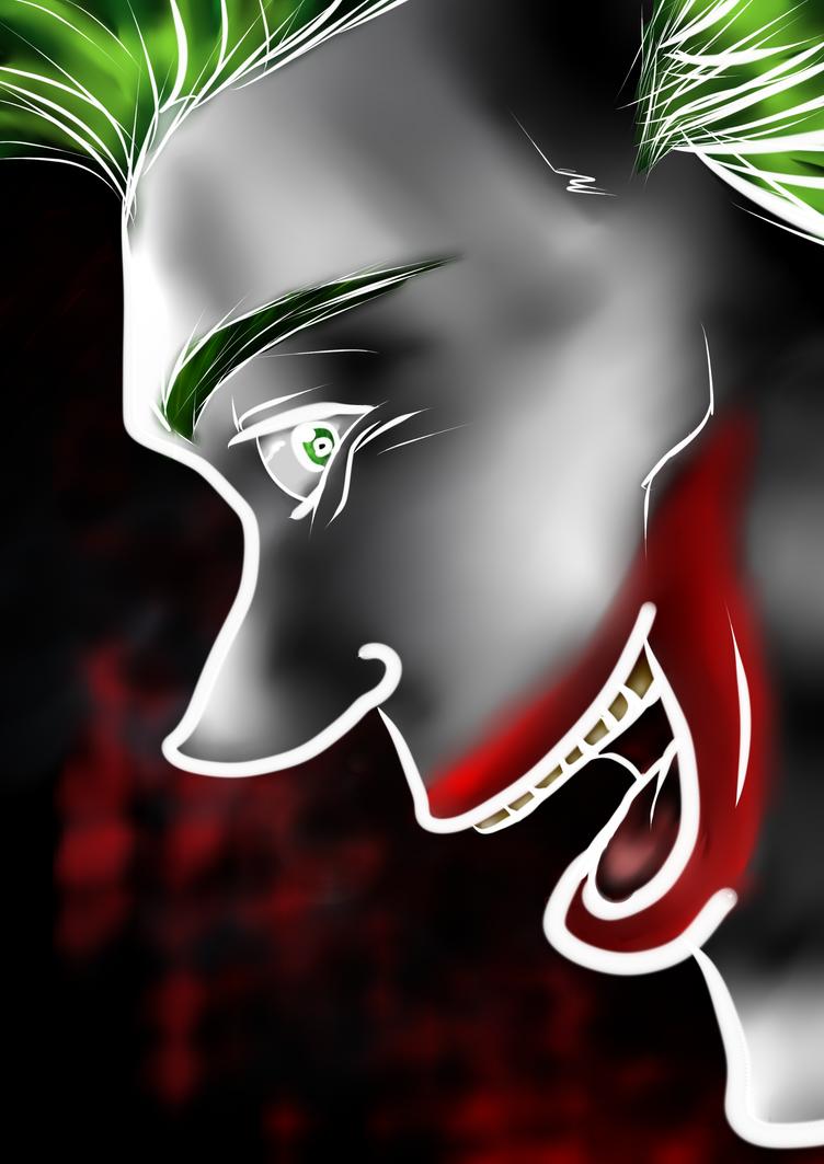 Joker by CoolCourtney