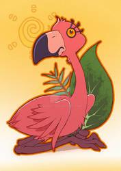 Flamingo Diva