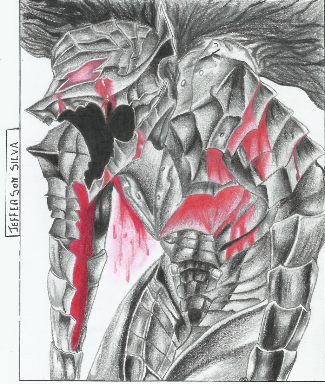 Berserk Armor By Jeffersonsilva On DeviantArt