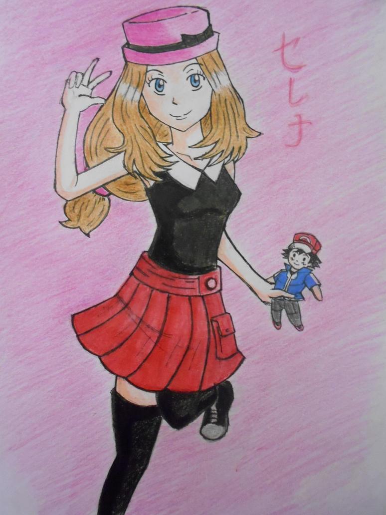 Serena (Pokemon X Y) b...