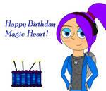 Happy Birthday Magic Heart