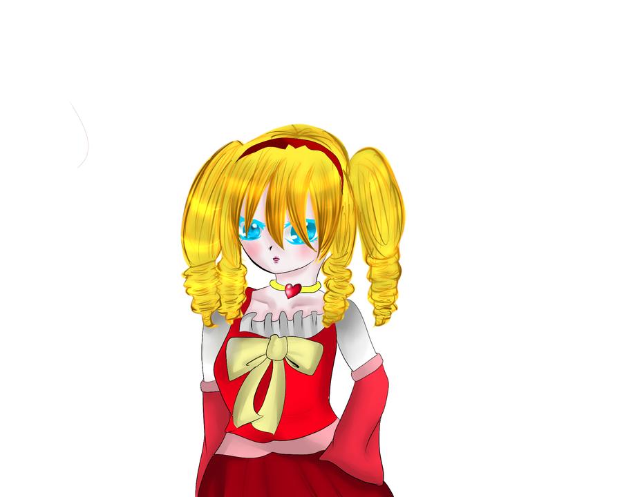 Doll by RozenNEKO