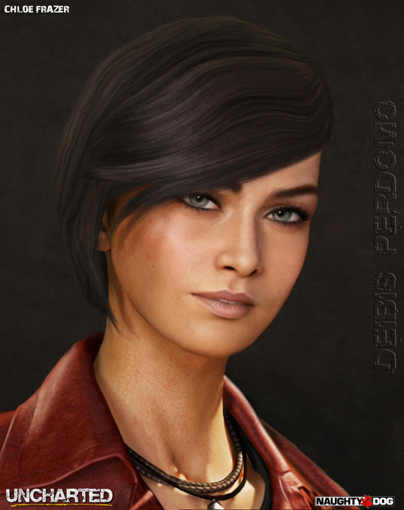 chloe frazer by elclay117 on deviantart
