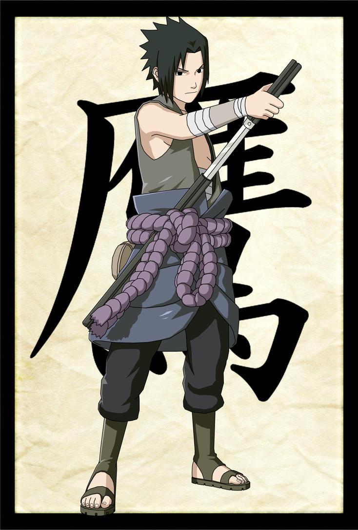 Sasuke (Kirin) by SasoriKyubii