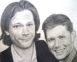 Jared and Jensen by hsr62