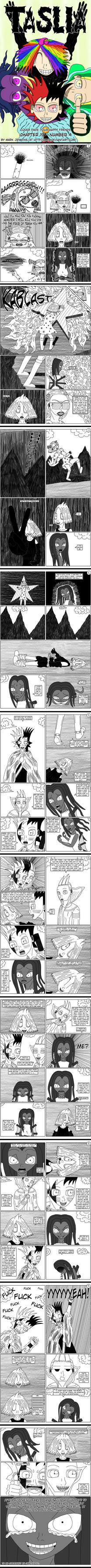 Taslia comic - Chapter 19, by ZXY8 by zxy8